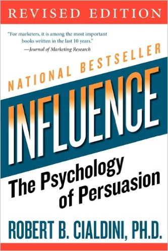 Influence by Cialdini