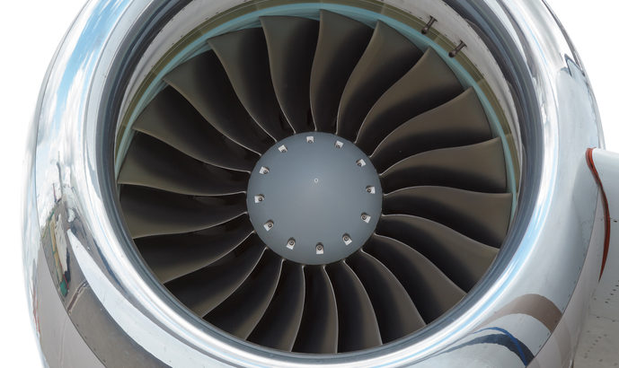 Jet engine - what's the level of service behind it?