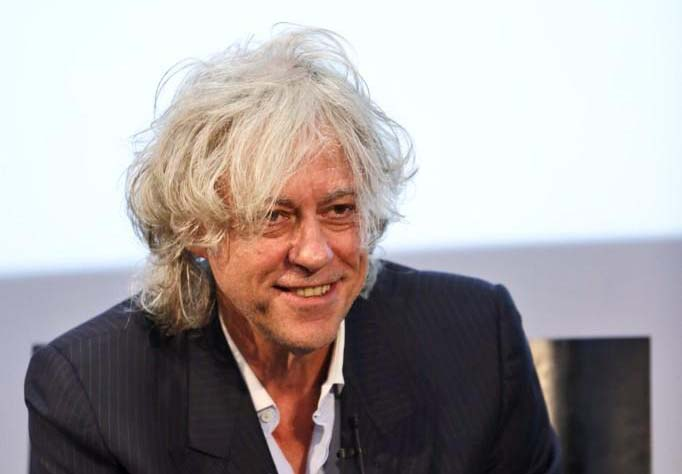 Sir Bob Geldof - Keynote speaker at the Trust Conference 2014